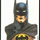 Batman 1989 Topps #30 Puzzle Sticker Trading Card