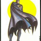 Batman 1989 Topps #32 Puzzle Sticker Trading Card