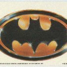 Batman 1989 Topps #38 Puzzle Sticker Trading Card