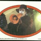 Batman 1989 Topps #43 Puzzle Sticker Trading Card