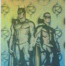 Batman Forever #9 Hologram Chase Trading Card