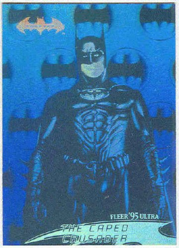 Batman Forever #20 Hologram Chase Trading Card