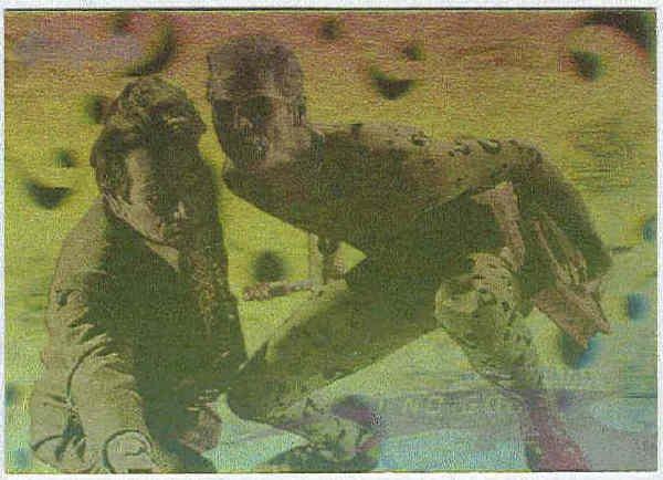 Batman Forever #33 Hologram Chase Trading Card