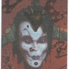 Brom 1995 #M1 Metallic Storm Card The Silent Quintet I
