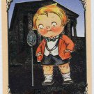 Campbell's Souper #SC-2 Textured Foil Chase Card