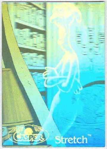 Casper Movie Hologram #1 Stretch Chase Trading Card