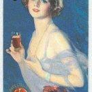 Coca Cola Sprint Fon 96 $5 Phone Card #5 Calendar Girl