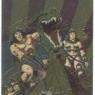 Conan Series 2 Chromium Promo Unnumbered Trading Card