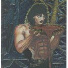Crow City Of Angels #1 O'Barr Chromium Chase Card