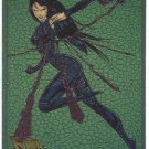 Cyber Force Cyber Optics #A-8 Cyblade Chromium Trading Card
