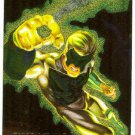 DC Comics Master Series #DS1 Foil Card Green Lantern
