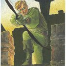 DC Comics Master Series #F3 Foil Chase Card Green Arrow