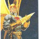 DC Comics Master Series #F4 Foil Chase Card Hawkman