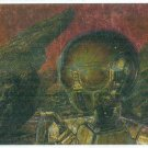 Bob Eggleton #M3 Metallic Storm Card Asimov Chronicles