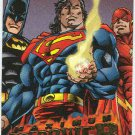 DC Outburst #20 Maximum Firepower Embossed Chase Card