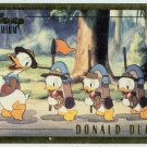 Disney Premium Promo Card #P1 Donald Duck Good Scouts