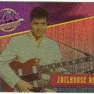 Elvis Presley 1992 Dufex Foil Card #7 Jailhouse Rock