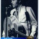 Elvis Presley 1992 #42 Gold Record Foil Trading Card