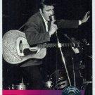 Elvis Presley 1992 #19 Platinum Record Foil Trading Card