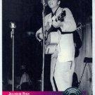 Elvis Presley 1992 #31 Double Platinum Record Foil Card