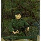 GI Joe 30th Salute #C1 Chromium Card The Green Beret