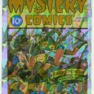 Golden Age Of Comics Prism #6 Chase Card Mystery Comics