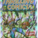 Golden Age Of Comics Magnachrome Card #3 Thrilling