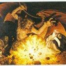Hildebrandt Brothers Creatures Tolkien #3 Balrog Card