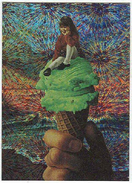 Jim Warren Beyond Bizarre Optiprism #3 Ice Cream Dream