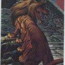 Joe Jusko Burroughs Series 1 #MS4 Metallic Storm Card