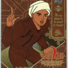 Jonny Quest 1996 #HC3 Hadjis Clues Trading Card