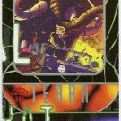 Jonny Quest 1996 #QC3 Puzzle Trading Card