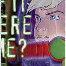 Jonny Quest 1996 #QC6 Puzzle Trading Card