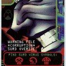 Jonny Quest 1996 #QC9 Puzzle Trading Card