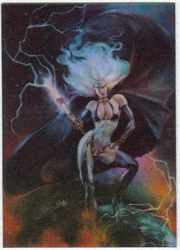 Lady Death 1995 Series 2 #C1 Clearchrome Chase Card