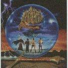 Lee MacLeod #T7 Tekchrome Card The Magic Sphere