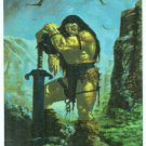 Conan Marvel Years #S1 Subset Card Conan The Savage