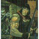 Conan Marvel Years #S3 Subset Card Conan The Savage