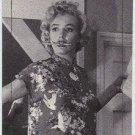 Marilyn Monroe 1993 Story Card #10 Rehearsing