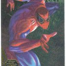 Marvel Annual 95 Flair DuoBlast #1 Card Spider-Man