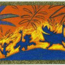 Lion King 1994 Series 2 #FB2 Foil Border Card Hakuna Matata