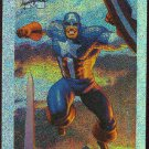 Marvel Masterpieces 1994 #1 Holofoil Card Captain America