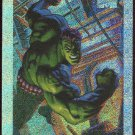 Marvel Masterpieces 1994 #4 Holofoil Card Hulk