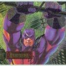 Marvel Annual 95 Flair #6 PowerBlast Card Daredevil