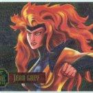 Marvel Annual 95 Flair #7 PowerBlast Card Jean Grey