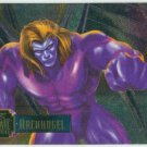 Marvel Annual 95 Flair #16 PowerBlast Card Archangel