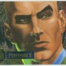 Marvel Annual 95 Flair #19 PowerBlast Card Professor X