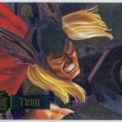 Marvel Annual 95 Flair #20 PowerBlast Chase Card Thor