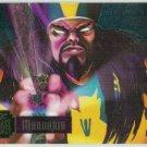 Marvel Annual 95 Flair #22 PowerBlast Card Mandarin