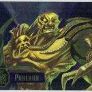 Marvel Annual 95 Flair #24 PowerBlast Card Phalanx